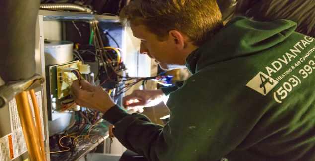 Advantage Heating Air Conditioning Llc Ac Repair Services M Oregon