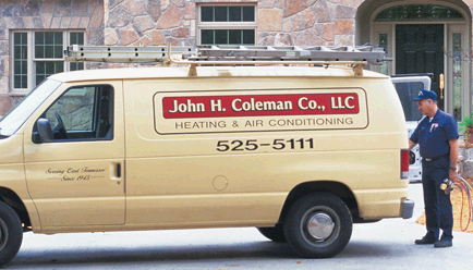 John H. Coleman LLC Heating and Air Conditioning second image