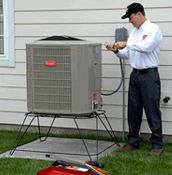 Barker Heating & Air Conditioning first image