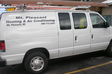 Mt. Pleasant Heating and Air Conditioning first image