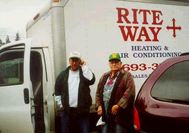 Riteway Heating & Air Conditioning first image