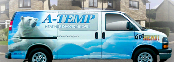 A-Temp Heating & Cooling Inc first image