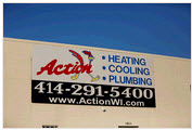 Action Heating Cooling & Plumbing first image