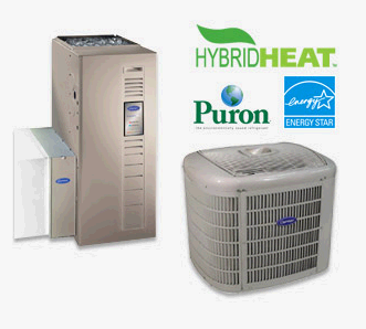 Hybrid Heating & Air Conditioning first image