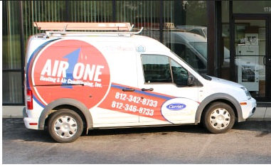 Air One Heating & Air Conditioning first image