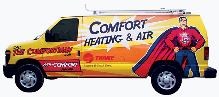 Comfort Heating & Air first image