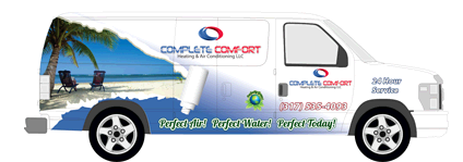 Complete Comfort Heating & Air Conditioning, LLC first image