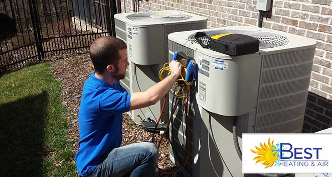 Best Heating and Air Conditioning LLC first image