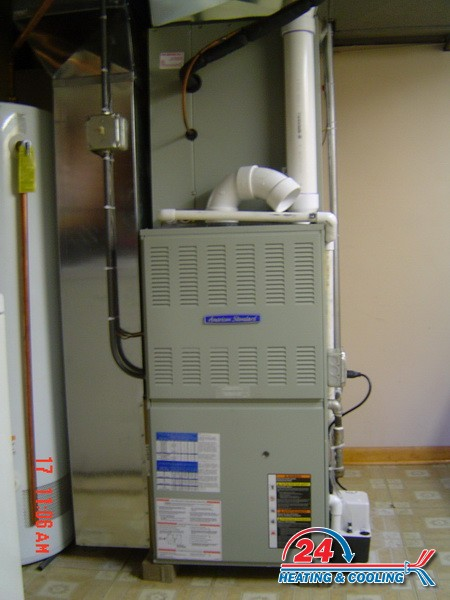 24 Heating & Cooling Inc first image