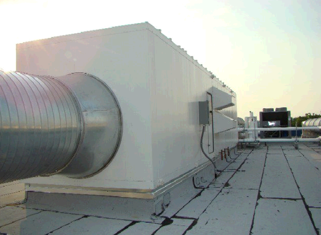 CAREY'S Small Arms Range Ventilation second image