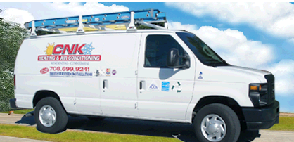 CNK Heating and Air Conditioning, Inc first image
