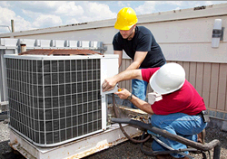 Central Heating & Air LLC first image