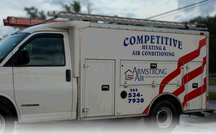 Competitive Heating and Air Conditioning first image