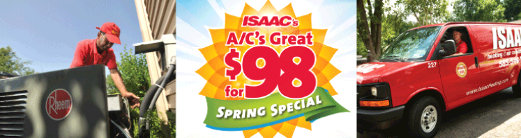 ISAAC Heating & Air Conditioning fifth image