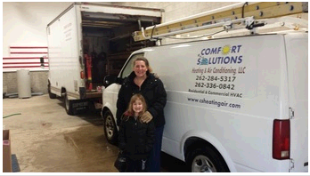 Comfort Solutions Heating and Air Conditioning, LLC second image