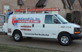 McCarroll Co. Inc, Heating and Air first image