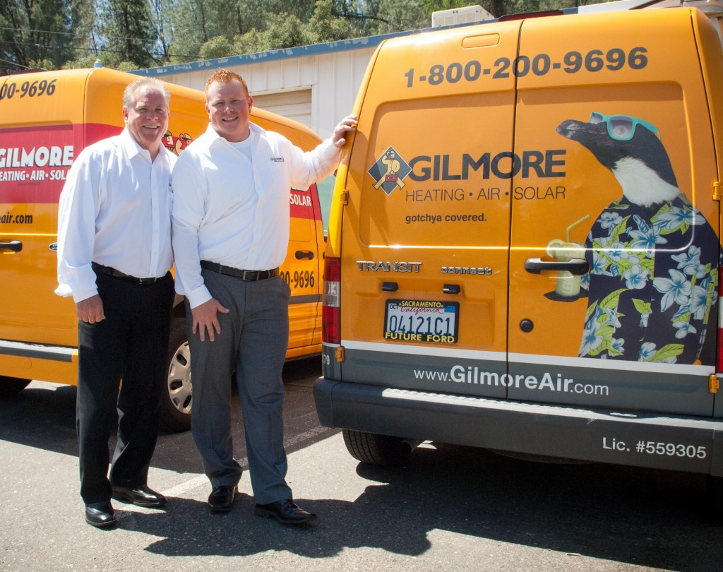Gilmore Heating Air & Solar first image
