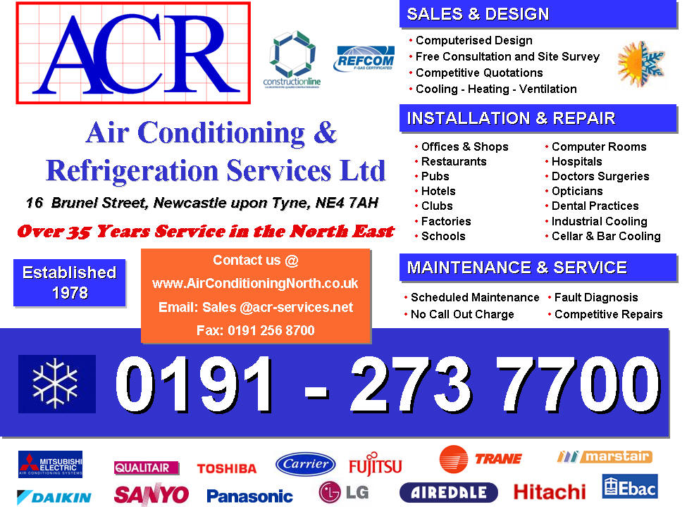 Air Conditioning & Refrigeration Services first image