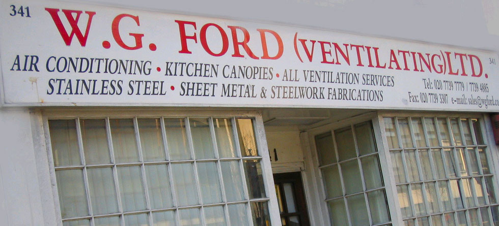 W. G. FORD (Ventilating) LTD third image