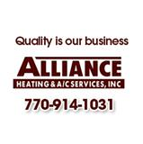 Alliance Heating & AC Services logo