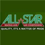 All Star Heating & Air Conditioning logo