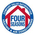 Four Seasons Heating & Air Conditioning logo
