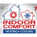 Indoor Comfort Heating Cooling logo