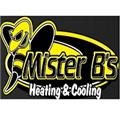 Mister B's Heating and Cooling logo