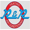 R&R Heating & Air Conditioning logo