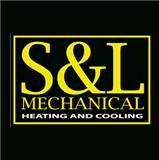 S&L Mechanical Heating and Cooling logo