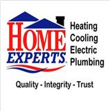 Home Experts Heating, Cooling & Plumbing logo