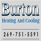 Burton Heating And Cooling logo