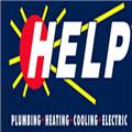 HELP Plumbing, Heating, Cooling and Electric logo
