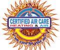 Certified Air Care logo