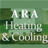 A R A Heating & Cooling logo