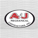 A&J Mechanical logo