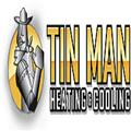 Tin Man Heating & Cooling logo