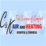 C & K Air and Heating, Inc. logo