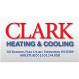 Clark Heating & Cooling logo