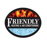 Friendly Heating & Air Conditioning logo