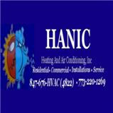 Hanic Heating and Air Conditioning logo