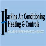 Harkins Air Conditioning, Heating & Controls logo