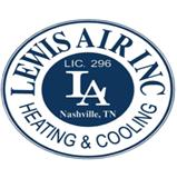 Lewis Air Inc logo