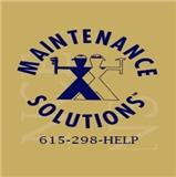 Maintenance Solutions logo