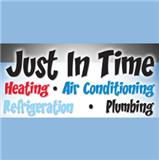 Just In Time Heating, Air Conditioning, Plumbing & Refrigeration Inc logo