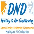 DND Heating & Air Conditioning logo