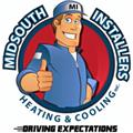 Midsouth Installers Heating & Cooling logo