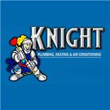 Knight Plumbing Heating and Air Conditioning logo