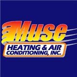 Muse Heating & Air Conditioning logo