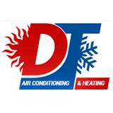 DT Air Conditioning & Heating logo